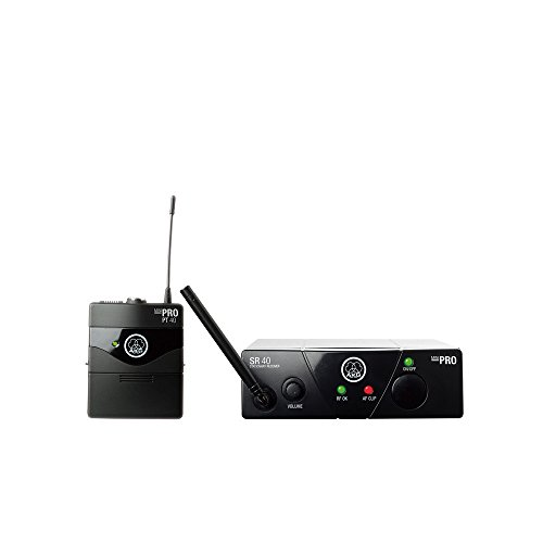 AKG1チャンネルB帯ワイヤレスシステムWMS40PROMINIINSTRUMENTALSET(JP2)【国内正規品】