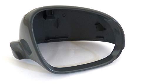 Spiegelkappe rechts grundiert lackierbar passend für Golf 5 Passat Sharan neu