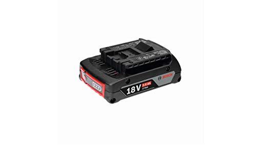 Bateria de Íons de Lítio 18V Bosch GBA 18V 2,0Ah