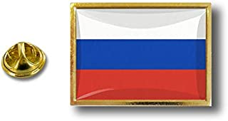 Spilla Pin pin's Spille spilletta Giacca Bandiera Distintivo Badge Russia