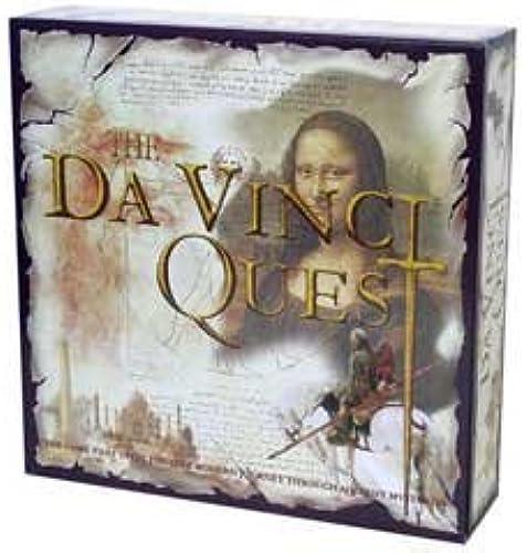 ahorrar en el despacho The Davinci Quest Quest Quest Board Game by John N. Hansen Co.  el mas reciente
