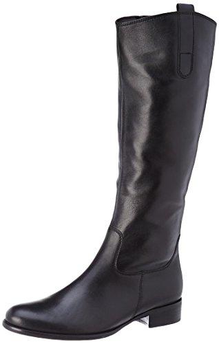 Gabor Shoes Damen Fashion Stiefel, Schwarz (27 Schwarz), 38 EU