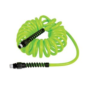 Cheapest Prices! Legacy Mfg. Co. LEG-LP1410AFZ 0.25 in. x 10 ft. Polyurethane Recoil Hose Green
