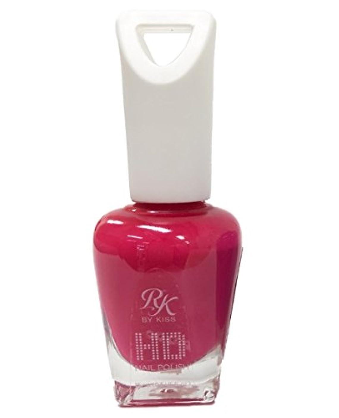 すき治世カロリーKISS NEW YORK HDポリッシュ Pink Fusion HDP57J