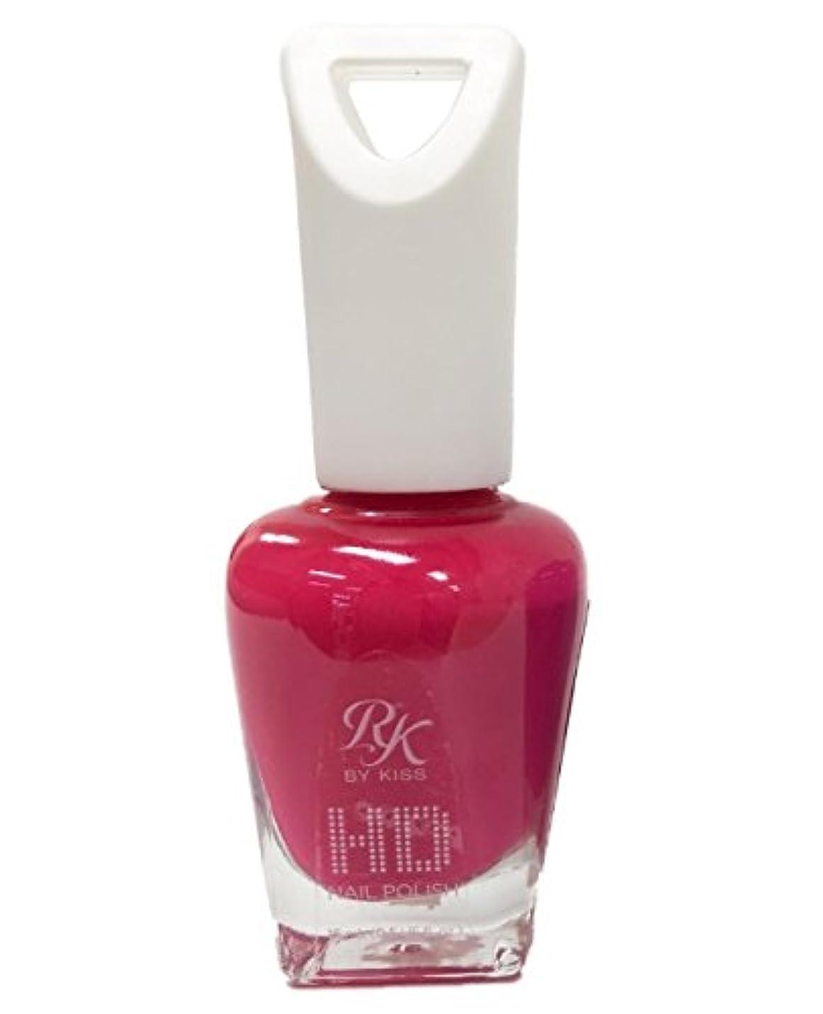 排出散文縁石KISS NEW YORK HDポリッシュ Pink Fusion HDP57J