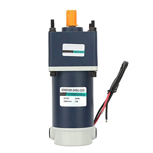 Motor de engranaje, fácil de instalar, 16,7 x 10,4 x 10,4 cm, hierro y plástico, 42 mm