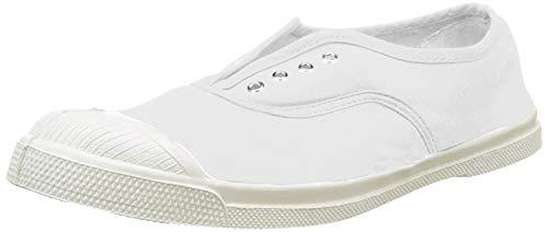 Bensimon Damen Tennis Elly Sneakers, Weiß (Blanc), 40 EU