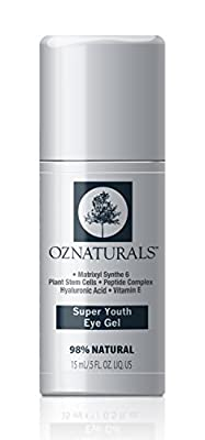OZ Naturals Super Youth Eye Gel 15 ml by Oz Naturals