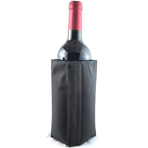 MINGMIN-DZ Durable Soporte de refrigeración de Vino Bolsa de Hielo Jalea Picnic Bebida Refrigerador Botella Botella Bebida Soft Herramientas de Barra para Cerveza Cubo de Vino Champagne