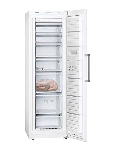 Siemens GS36NFWFV NoFrost - congelador
