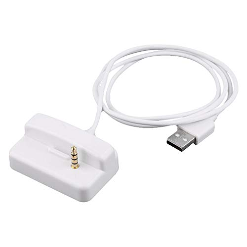 HehiFRlark - Cargador USB de repuesto para cuna Shuffle 2 2ND 3 3RD GEN 2G