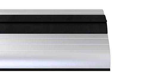 Stormguard 04sr3331219a SG100Niedriger Zugang Behinderung Sill Aluminium, schwarz, 1219mm (4'0cm)
