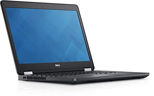 Notebook Dell E5470 14  Intel Core i5-6300U 2,40GHz 8GB Ram 240GB SSD Win 10 Pro - Grado A - Webcam