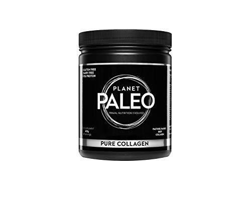 Planet Paleo Pure Marine Collagen Peptide Powder Supplement