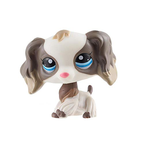 FINIMY Pet Shop Giocattoli Lps Toy Littlest Lps Action Standing Collection Short Hair Cat Big Dog Garden Dog Bassotto Lps Dog Collie 12