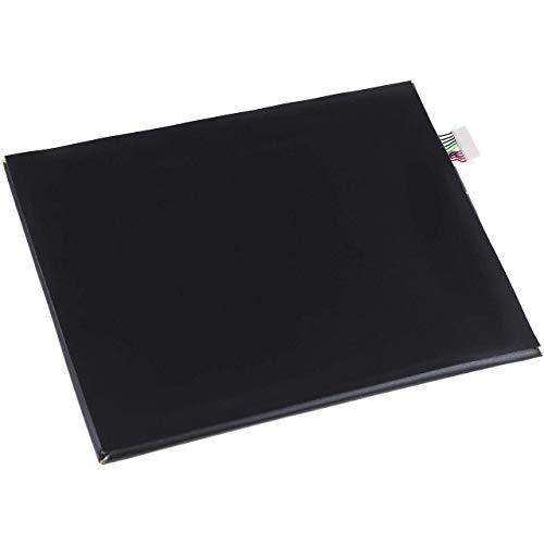 Powery Batería para Tablet Lenovo IdeaPad A7600-F