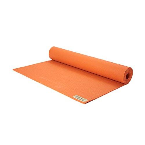 Jade Yoga Harmony Yoga Matte, Tibetan Orange, 68' Length