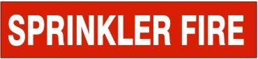Sprinkler Product Fire – Pipe Marker Units Vinyl- Adhesive 22 55% OFF -