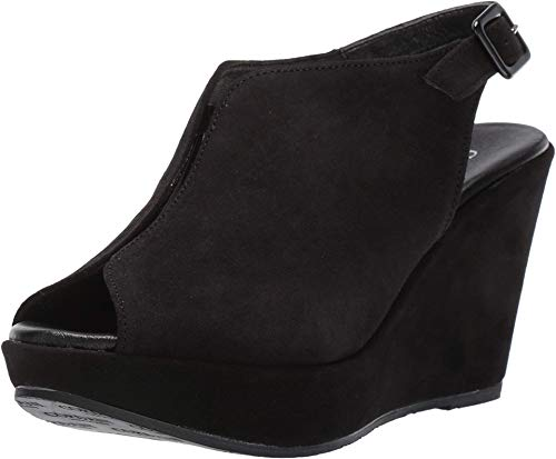 Cordani Raina Black Suede 39 (US Women's 8-8.5)