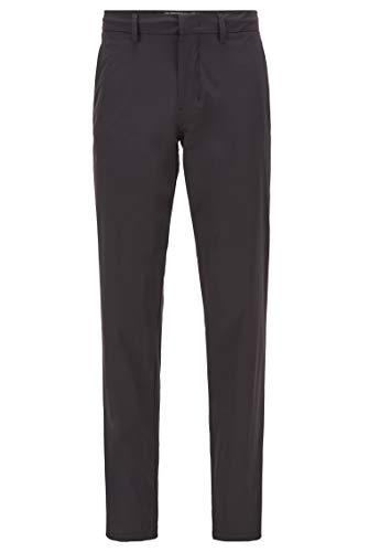 BOSS Spectre Mono 10230508 01 Pantalón de Vestir, Negro1, 52 para Hombre