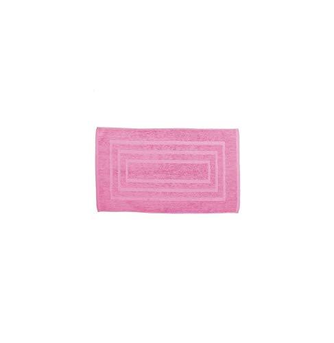 Tapis De Bain 100% Coton - 50 X 85 Cm - Lily Rose