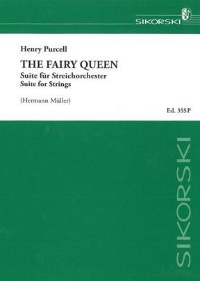 PURCELL - The Fairy Queen (La Reina de las Hadas) para Orquesta de Cuerdas (Partes)