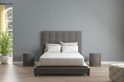 Signature Design by Ashley - 10 Inch Chime Express Memory Foam Mattress - Bed in a Box - Full - White
