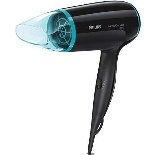 Philips BHD007/20 Hair Dryer (Black)