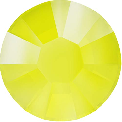 Swarovski Cristales 2038 HotFix SS10 (Aprox. 2,8 mm) 1440 Unidades, Crystal Electric...