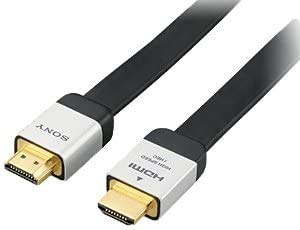 Cable HDMI (2M) Ultra 3D ETHERNET 4K PS3 PS4 Compatible High Speed Sony Version Japonesa