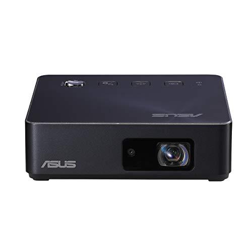 ASUS ZenBeam S2 LED Projektor (HD, 500 Lumen, USB-C, Trapezkorrektur, Autofokus) blau