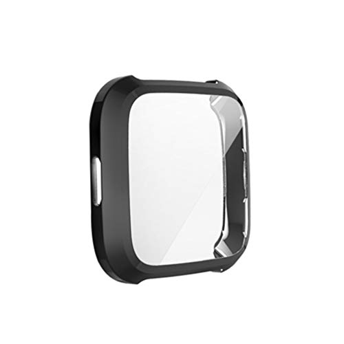 iplusmile Uhrenschutzhülle - Kompatibel für Fitbit Versa Lite - Anti-Drop-Uhrenabdeckung Vollständiger Schutz für Fitbit Versa Lite