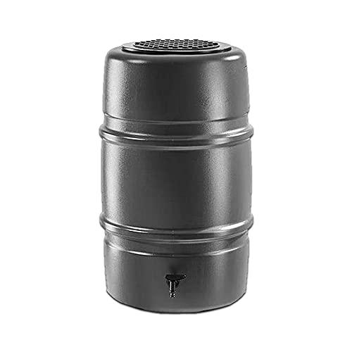 Original Organics Grey Harcostar 227L Water Butt Barrel
