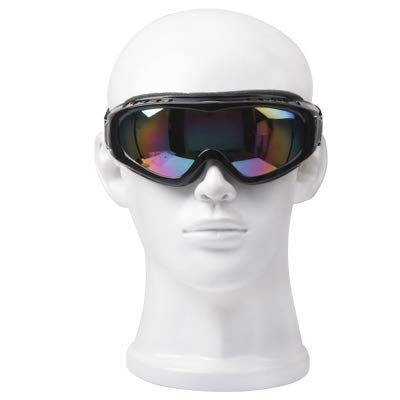 Duhongmei123 Gafas de Moda Gafas de Colores/Gafas de Snowboard con Correa Correa Occhiali