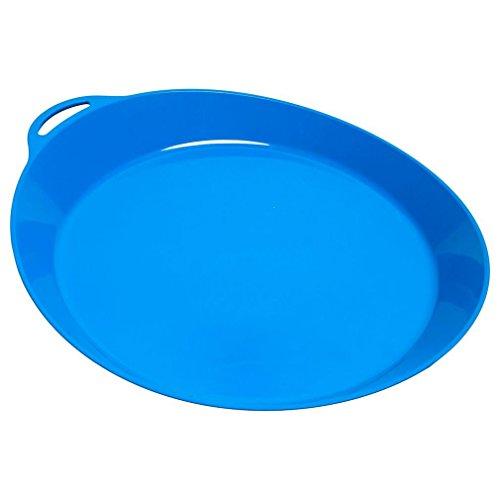 Lifeventure Unisex Adult Ellipse Plate (Blue), blauw, One Size