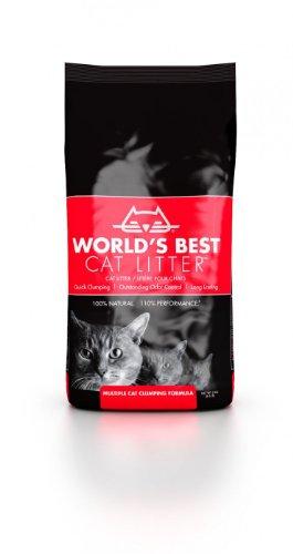 World's Best Cat Litter Katzenstreu, Multiple Cat, 12.7 kg