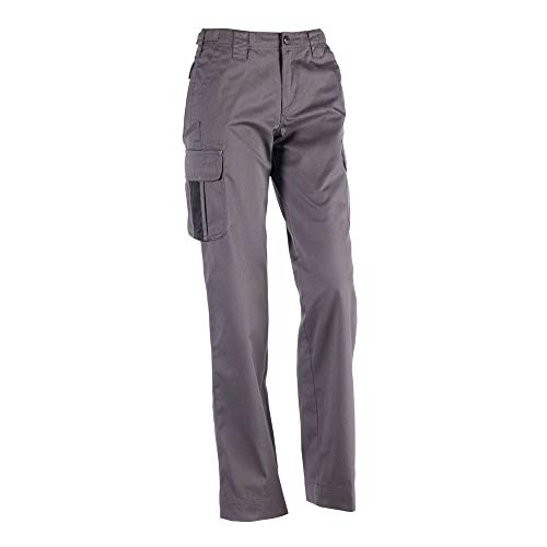 HEROCK Workwear - Vêtements de travail - Pantaloni - Donna Grigio 52