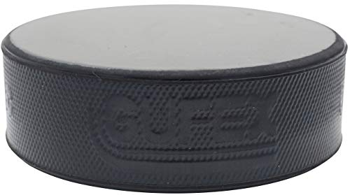Gufex Eishockey Puck Official IIHF (2 x Puck)