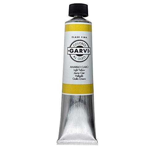 COLOR AL OLEO 200 ml. AMARILLO CLARO