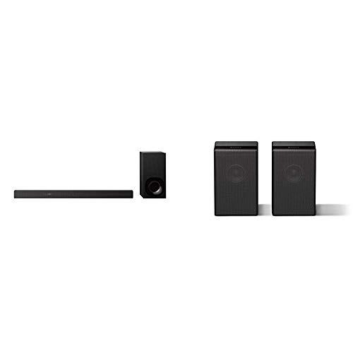 Sony HT-ZF9 3.1-Kanal Dolby Atmos/DTS:X Soundbar + Sony SA-Z9R Surround Rücklautsprecher