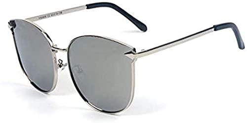 Big Box Cat s Eye Gafas de sol Arrow Polygon Shade Gafas polarizadas Gafas de sol