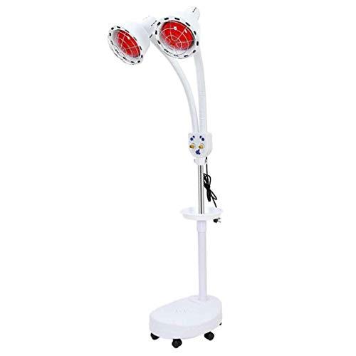 275 Watt Infrarot Licht Heizung Therapie Lampe Muskelschmerzen Kälte Relief Lampe Einstellbare Temperatur mit Rollen
