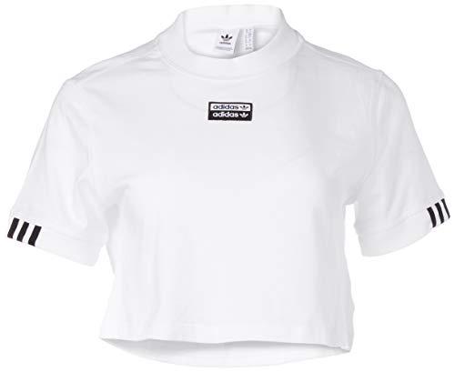 Camiseta adidas Originals para mujer - Blanco - X-Large