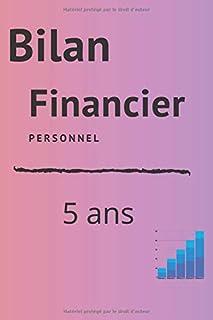 Bilan Financier Personnel sur 5 ans