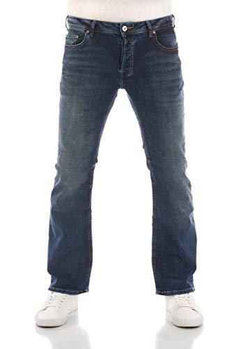 LTB Jeans Herren Tinman Bootcut Jeans, Blue Lapis Wash (3923), 29W / 34L