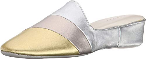 Daniel Green Damen 40327-712 Denise, Gold - multi - Größe: 41.5 EU