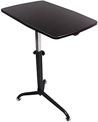 Mesa para computadora portátil Mesa lateral Mesa de cabecera con ...