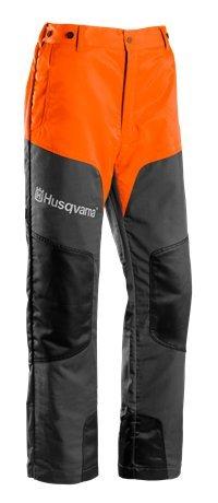 Husqvarna Classic 20A Chainsaw protective pants Grigio, Arancione