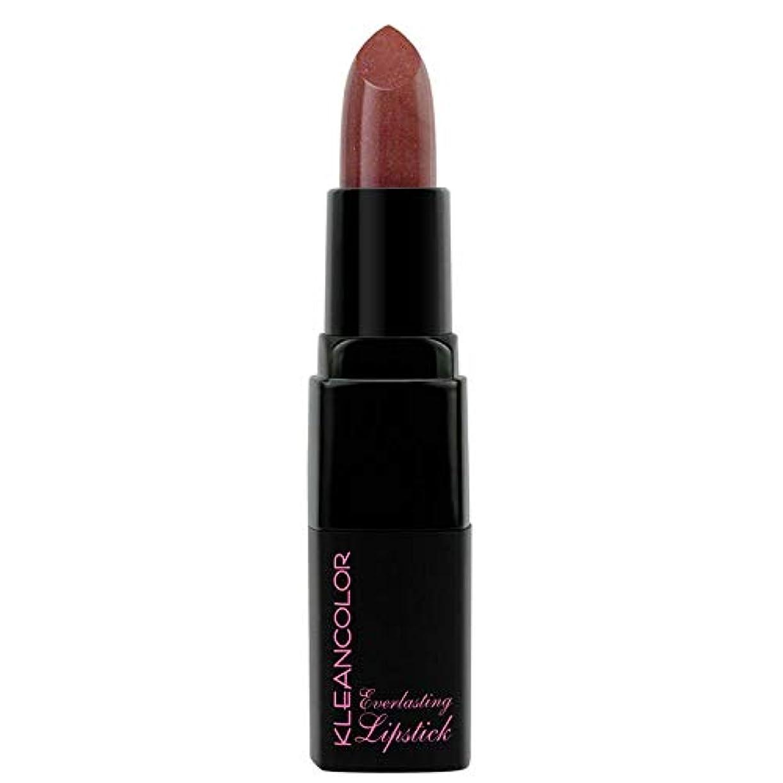 再編成する安心以降KLEANCOLOR Everlasting Lipstick - Brownie (並行輸入品)
