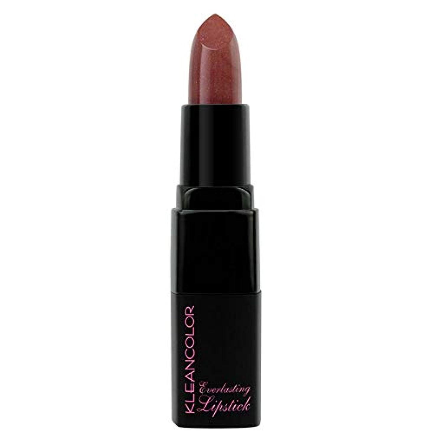 伝記キャラクターぴかぴかKLEANCOLOR Everlasting Lipstick - Brownie (並行輸入品)